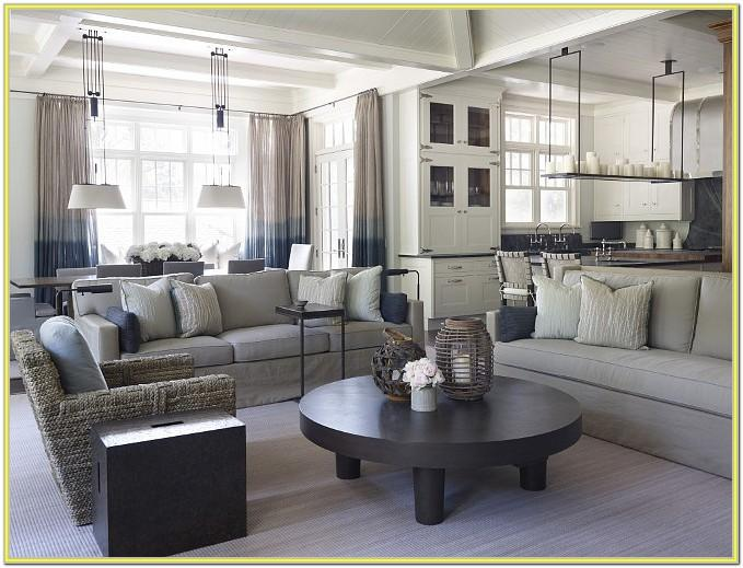 How To Decorate Open Concept Living And Dining Room