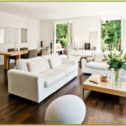 How To Decorate Your Living Room In Minimalist Style