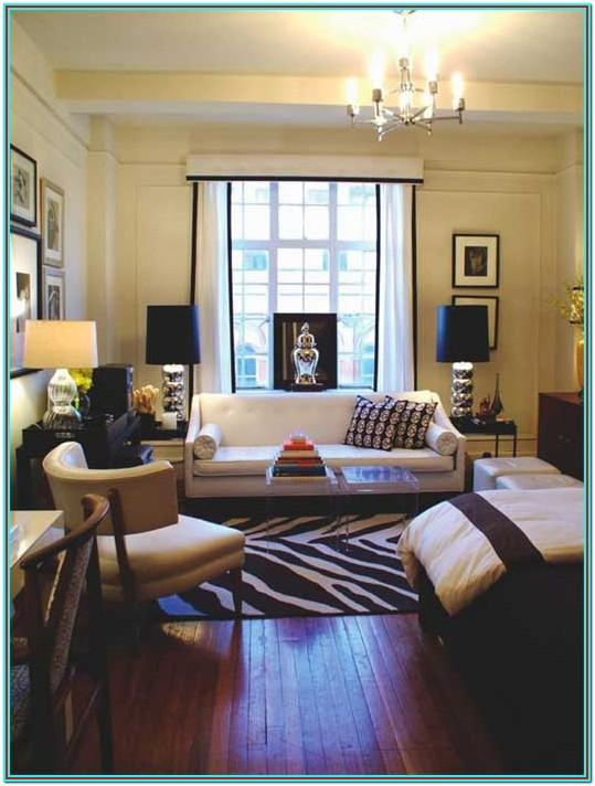 Ideas For Decorating A Small Apartment Living Room