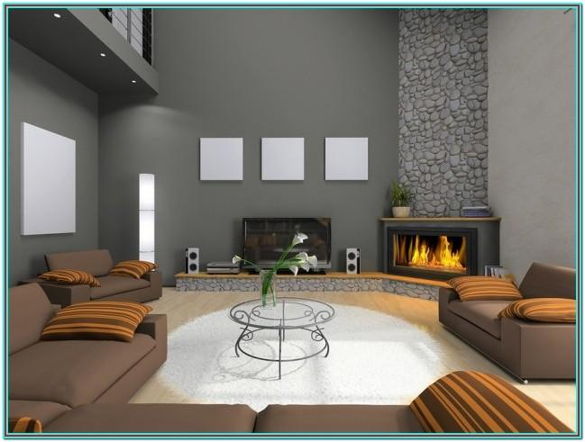 Ideas For Decorating Living Room Corners