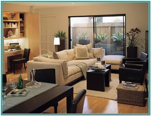 Ideas For Decoration Of Small Living Rooms