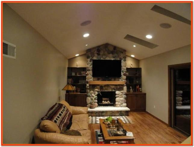 Ideas For Living Room With Fireplace