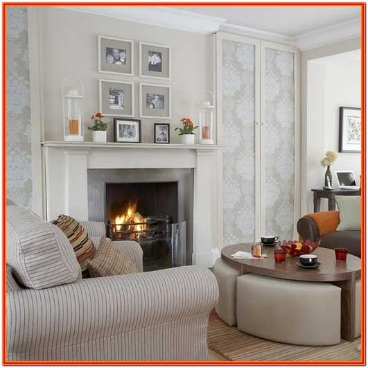 Ideas For Small Living Room With Fireplace