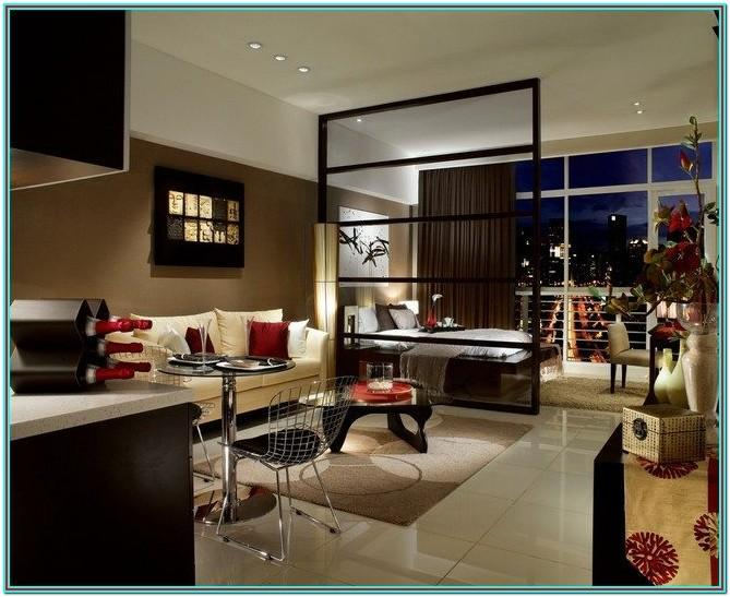 Ideas Living Room Separate Decoration