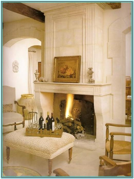 Ideas Living Room With Chimney Decorations