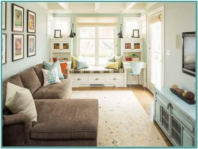 Ideas To Decorate A Long Narrow Living Room