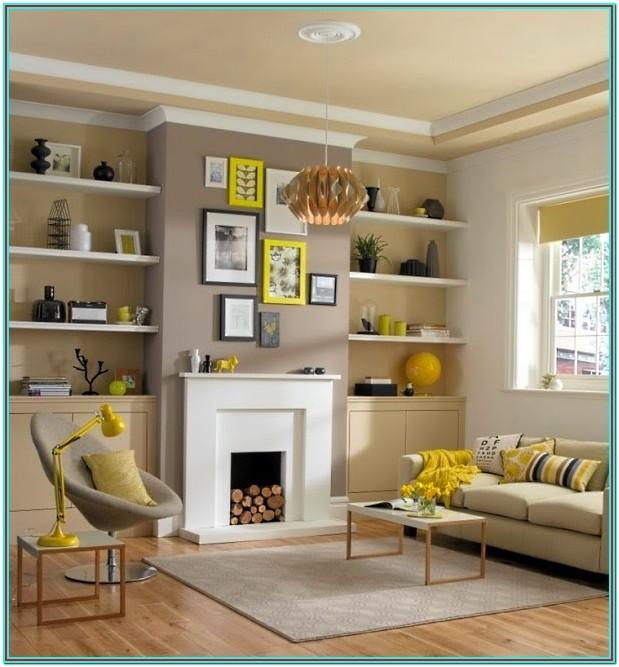 Ideas To Decorate Living Room Shelves
