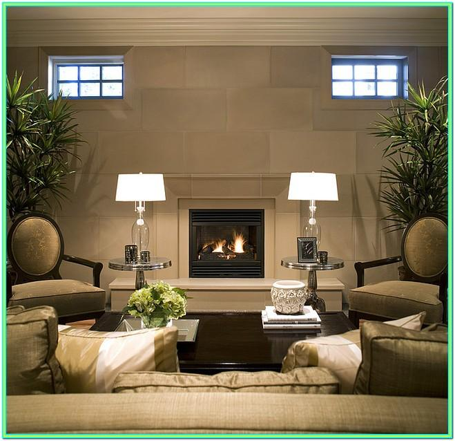 Ideas To Decorate Living Room With A Fireplace