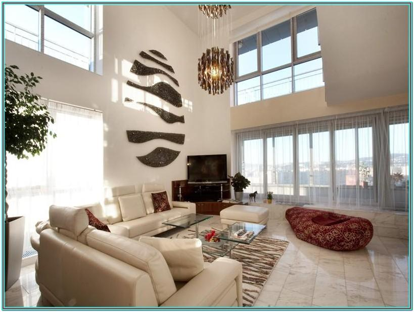 Ideas To Decorate Living Room With Bay Window