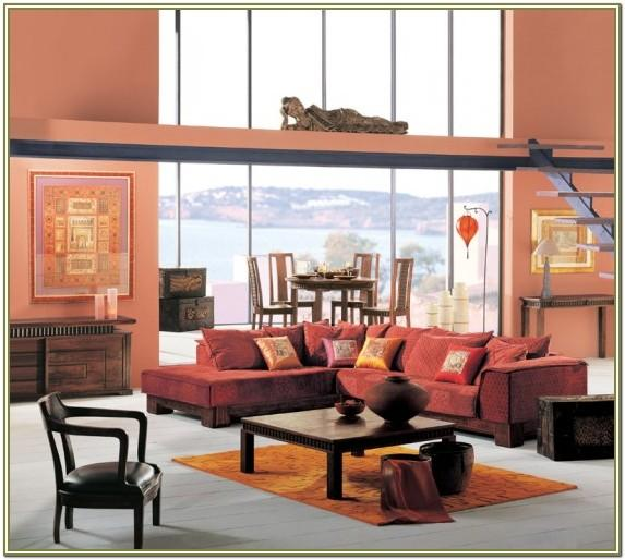 Indian Style Living Room Decoration
