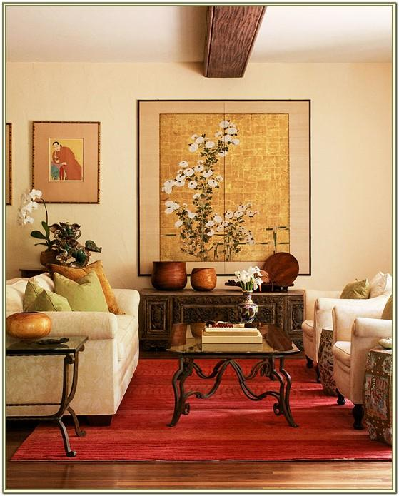 Indian Themed Living Room Decor