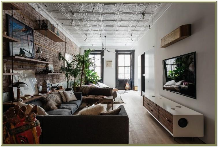 Industrial Living Room Wall Decor