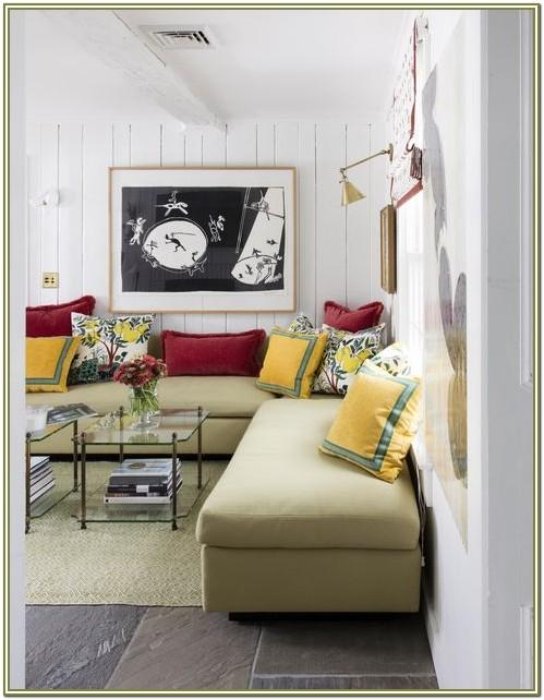 Interior Decoration In Small Living Room