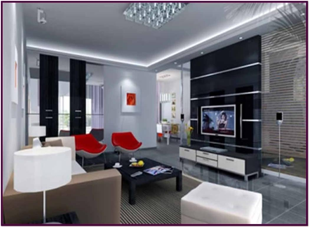 Interior Design Ideas For Living Room And Kitchen In India