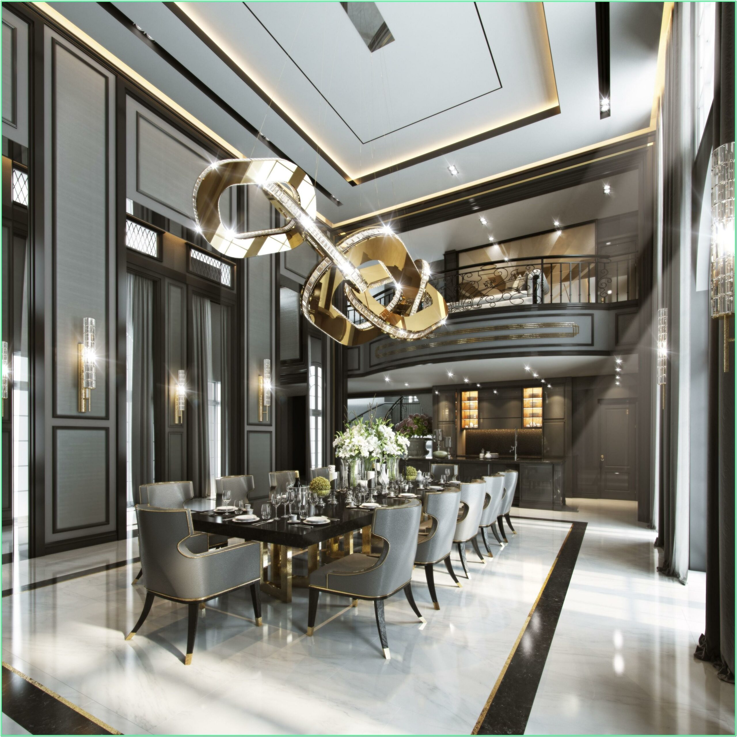 Interior Design Living Room And Dining Room