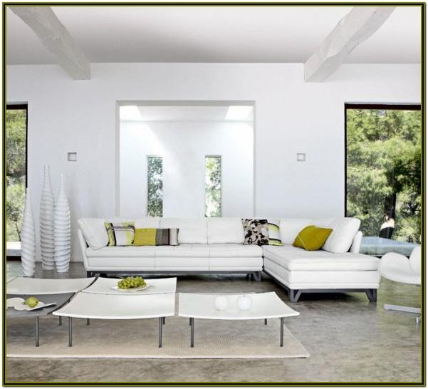Interior Design Living Room White Couch