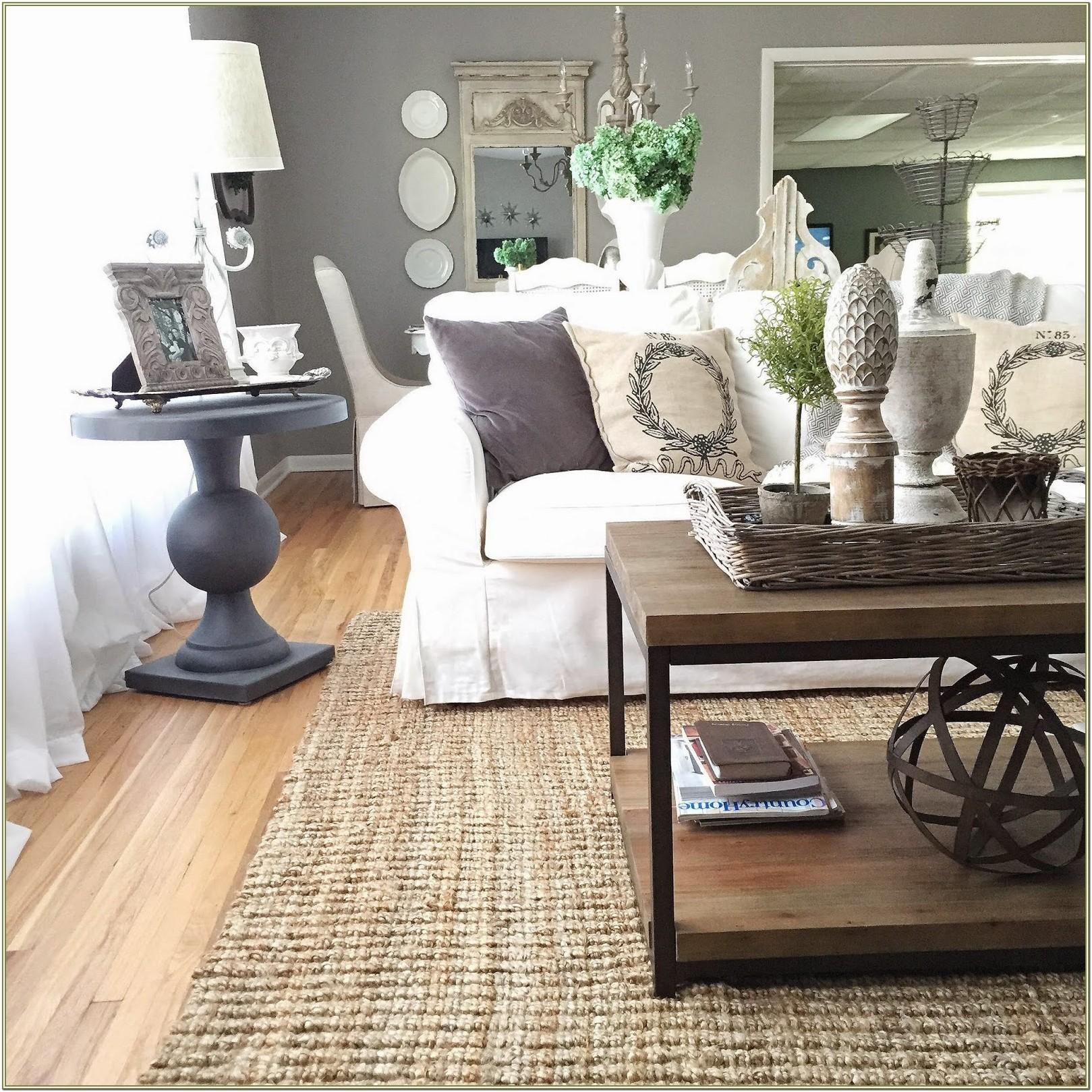 Joanna Gaines Decorating Living Rooms