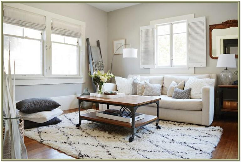 Joanna Gaines Tips For Decorating Living Rooms