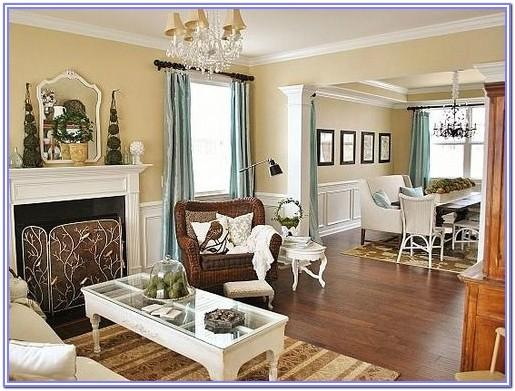 L Shaped Living Room Decor Ideas