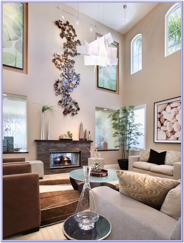 Large Long Wall Decor For Living Room