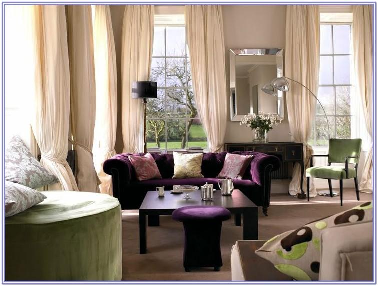 Lime Green And Purple Living Room Decor