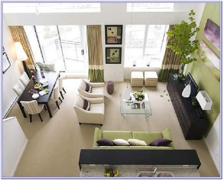 Living Room And Dining Room Combo Decorating Ideas