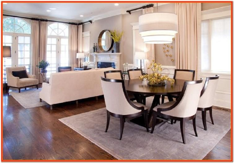 Living Room And Dining Room Ideas