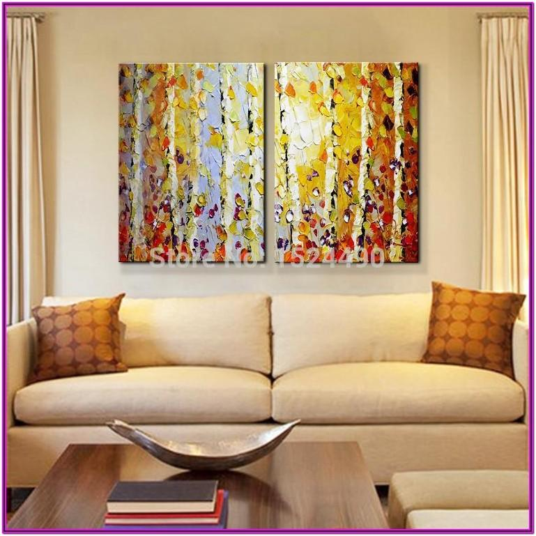 Living Room Artwork Decor