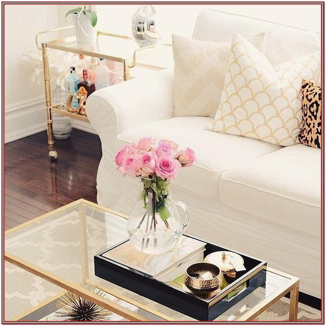 Living Room Decor For Coffee Table