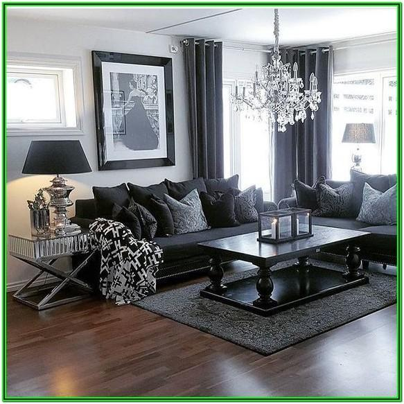 Living Room Decor Green Orange And Brown