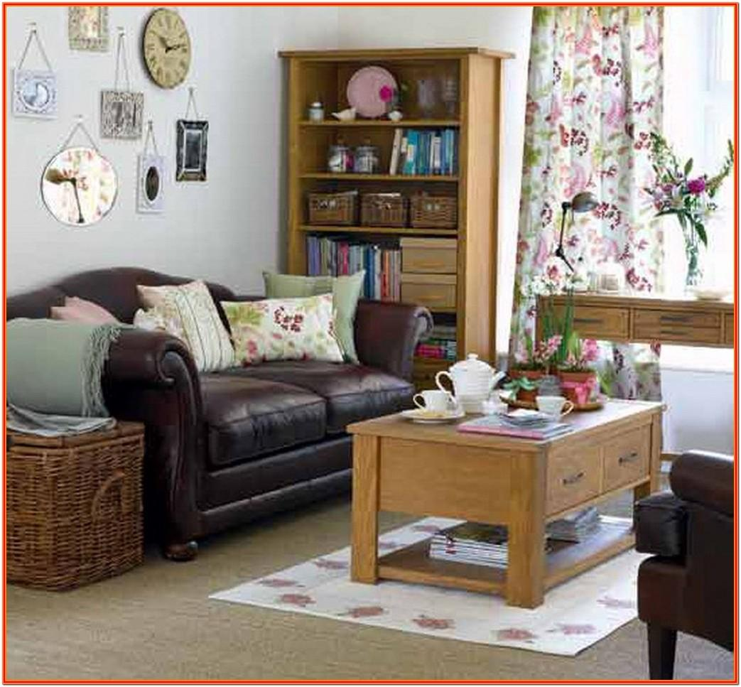 Living Room Decor Ideas For Small Spaces