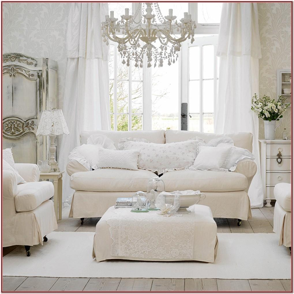 Living Room Decor Ideas White
