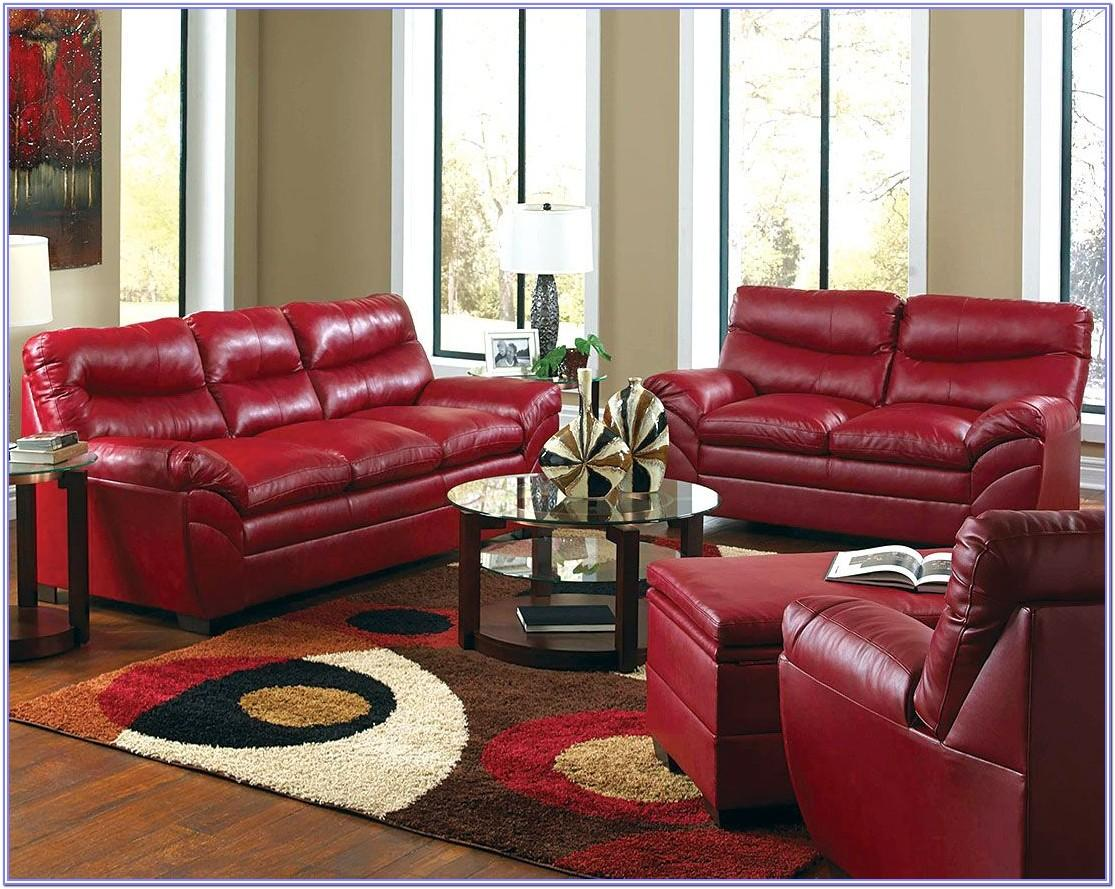 Living Room Decor Ideas With Leather Furniture
