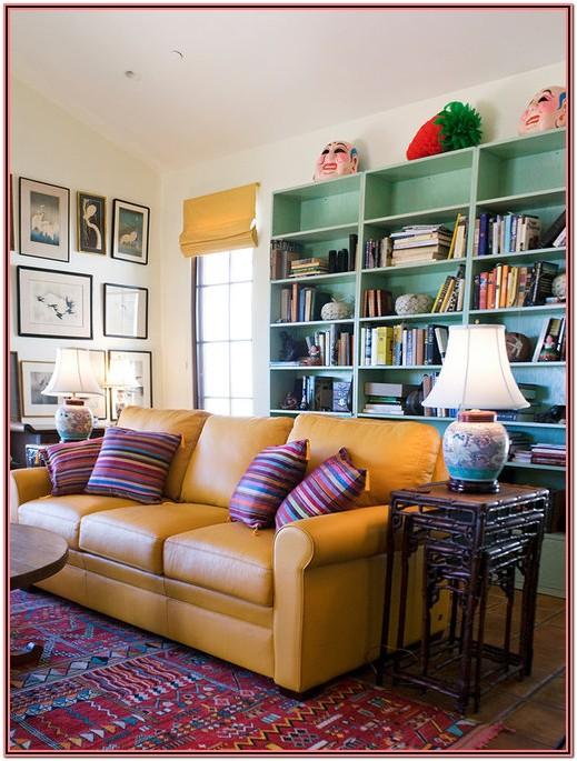 Living Room Decor Ideas Yellow Couches