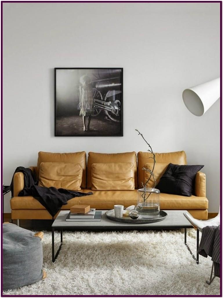 Living Room Decorating Ideas Brown Leather Couch