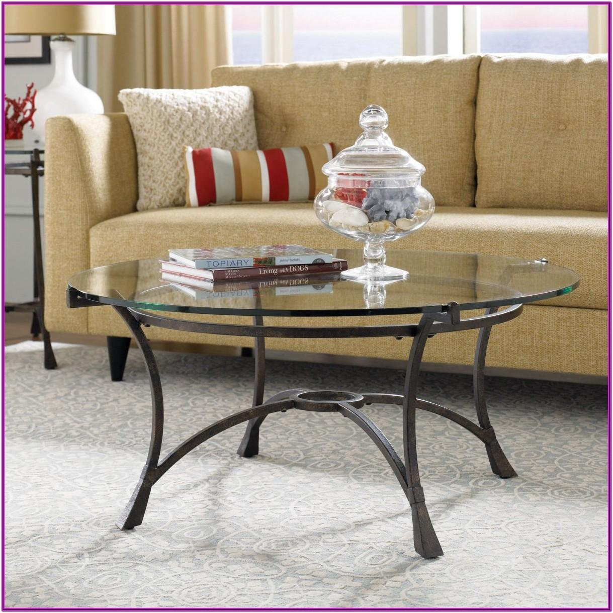Living Room Glass Coffee Table Decor Ideas