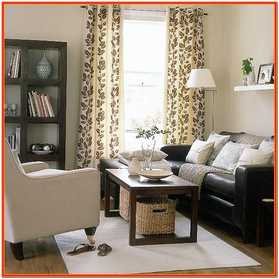 Living Room Ideas With Brown Couch