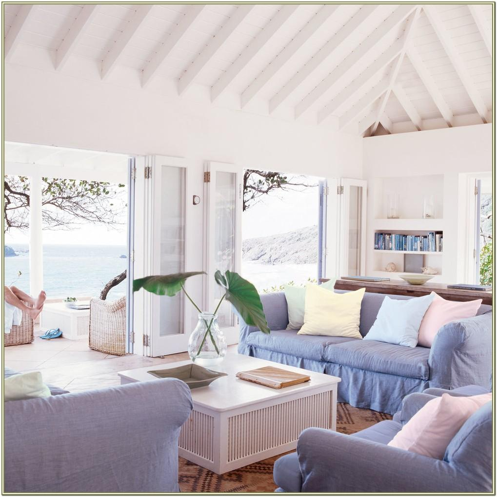 Living Room Island Decor