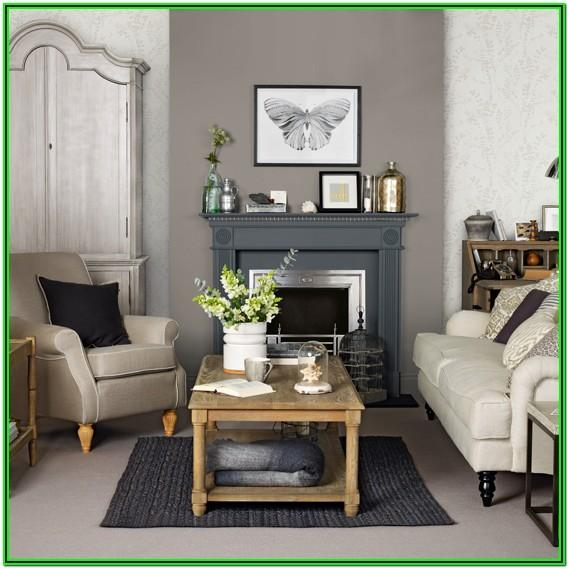 Rustic Style Gray Rustic Living Room Decor