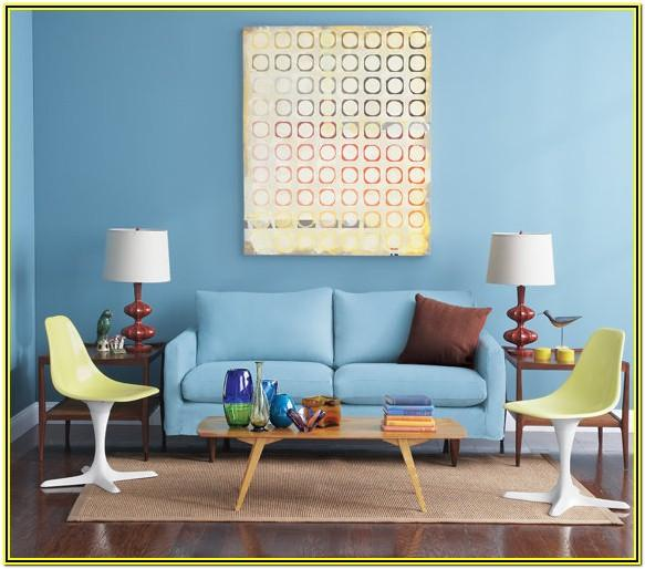 Simple Living Room Decorations