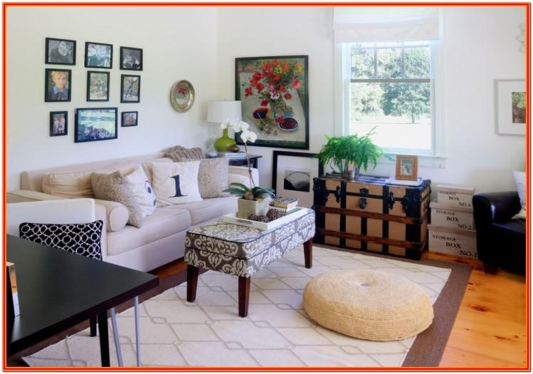 Small Country Style Living Room Ideas