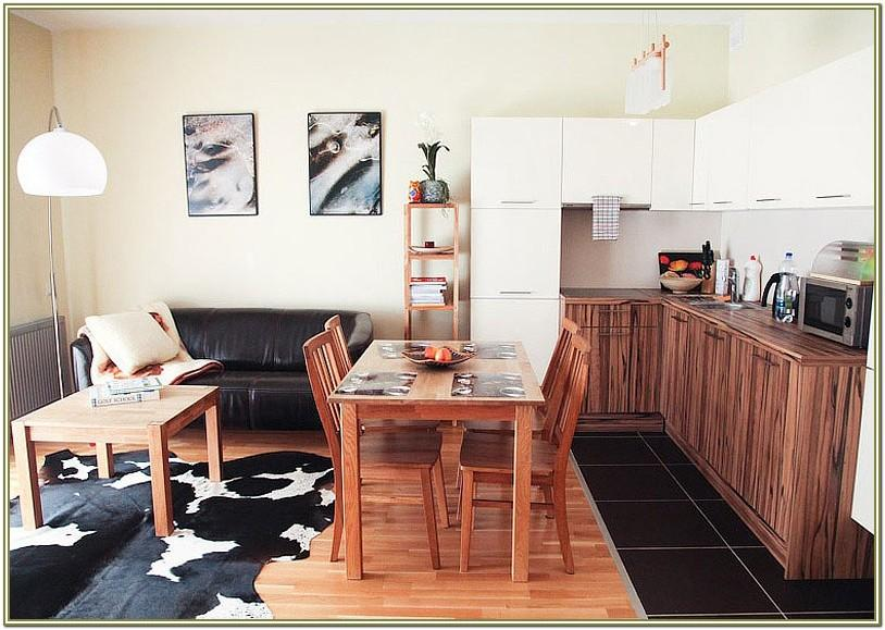 Small Living Room And Kitchen Decorating Ideas