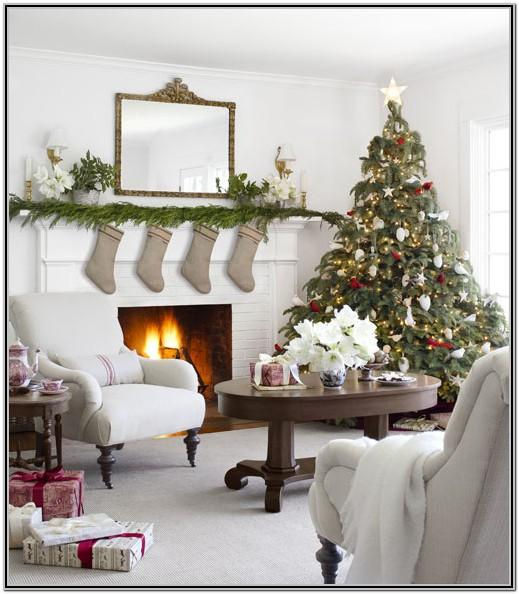 Tumblr Christmas Living Room Decor