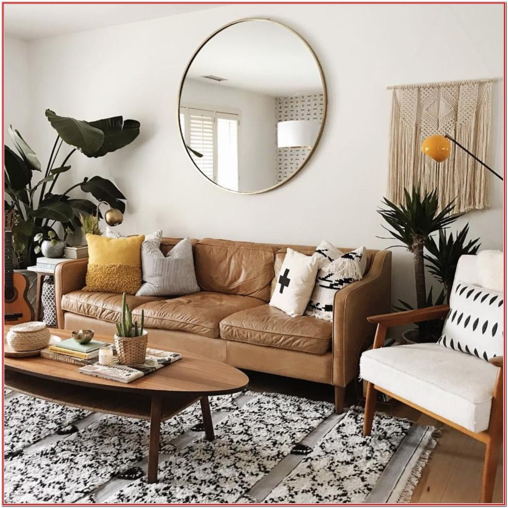 Apartment Simple Living Room Wall Decor