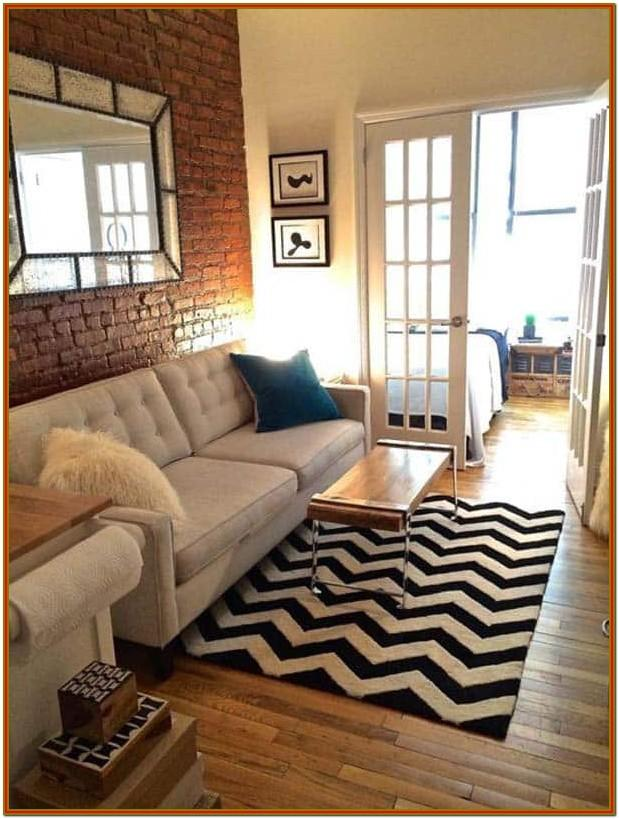 Apartment Small Space Small Living Room Decor Ideas