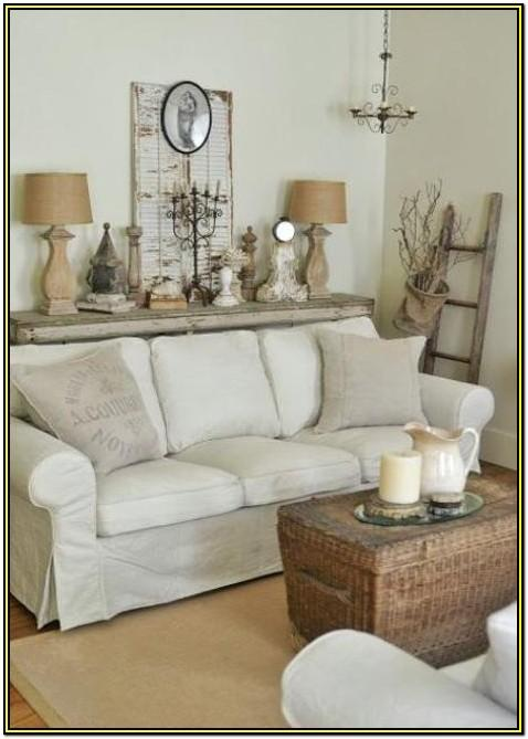 Chic Grey Couch Living Room Decor