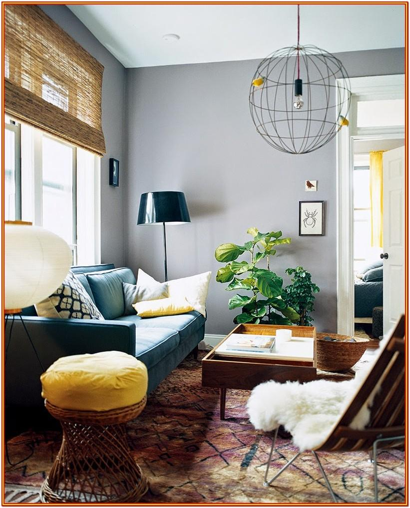 Decorate Living Room With Gray Walls