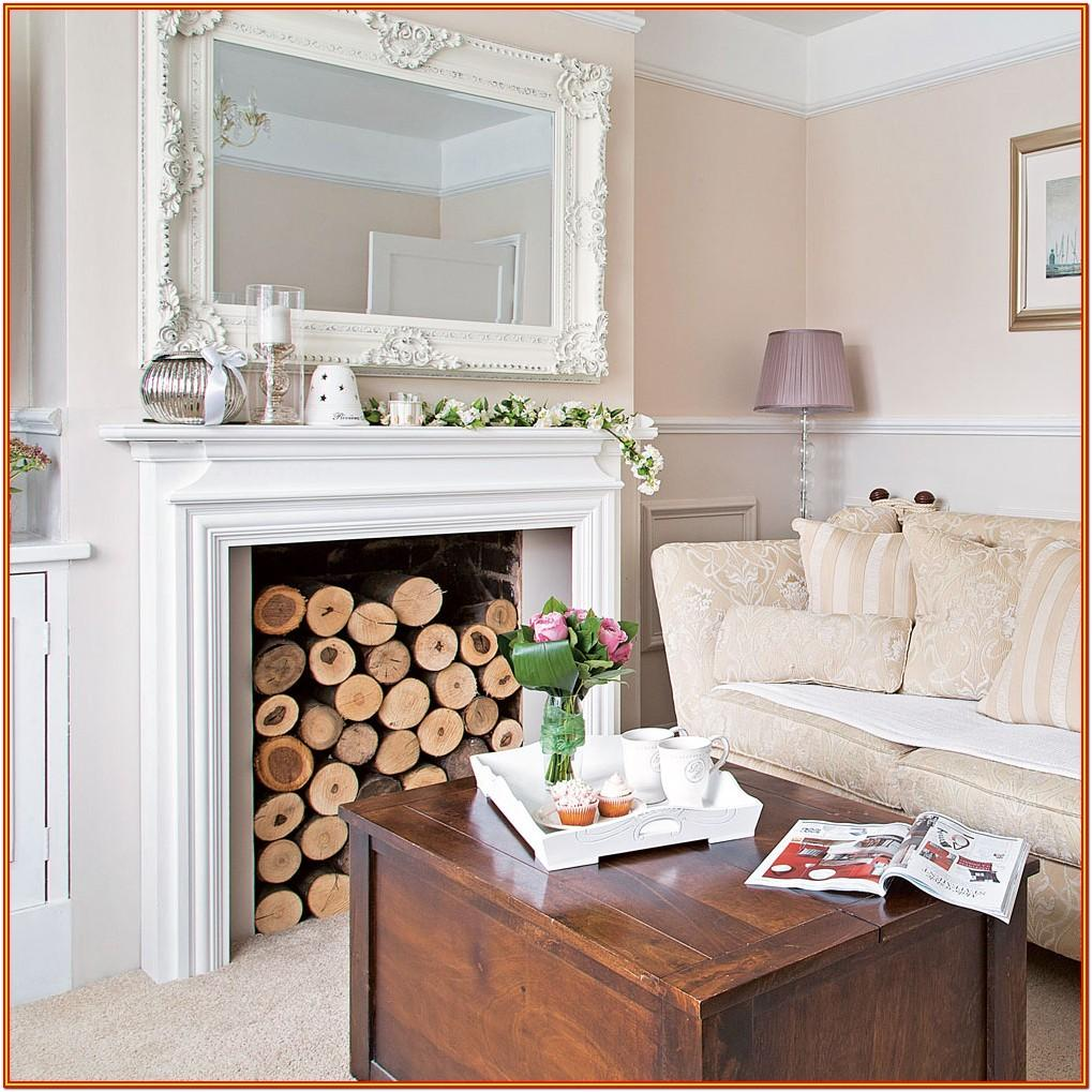 Decorating A Living Room With No Fireplace
