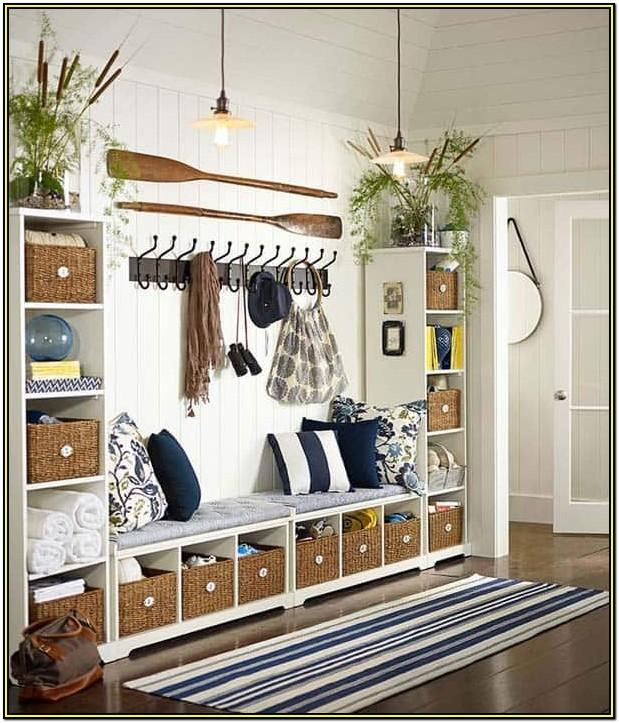 Entry Living Room Decorating Ideas