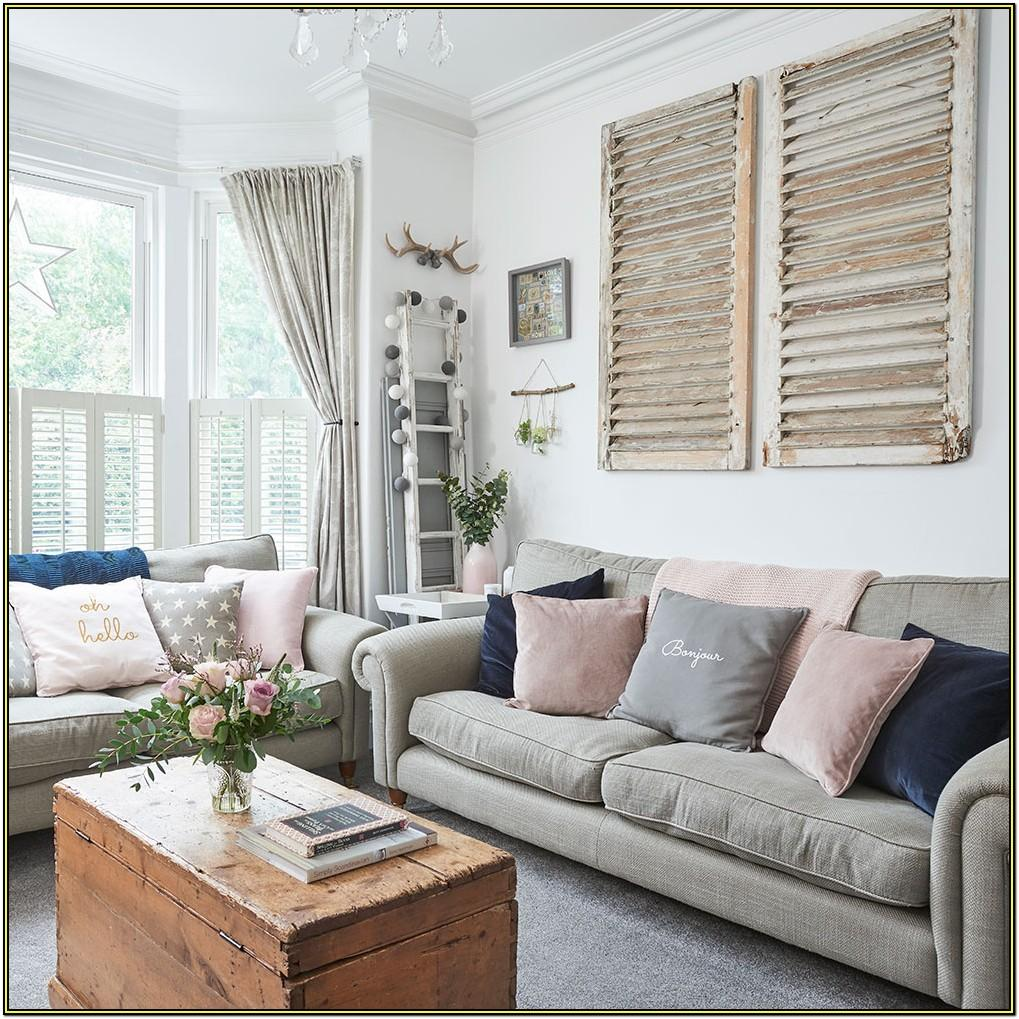 Gray Couch Living Room Decor